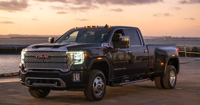 US News Names GMC Sierra 1500, 2500/3500HD Models to its Best Diesel Trucks of 2020 List