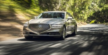 [PHOTOS] 2020 Genesis G90 Shows Off Redesign at LA Auto Show