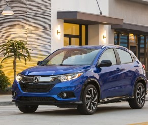 2020 Honda HR-V Arrives at $20,820