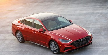 2020 Hyundai Sonata Starting Price Set at $23,400
