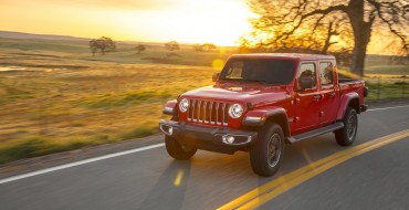 2020 Jeep Gladiator Named Truck of the Year by Rocky Mountain Automotive Press Association