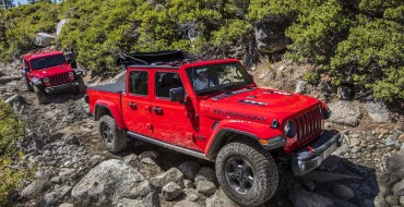 2020 Jeep Gladiator and Ram Power Wagon Win Gold Winch Awards