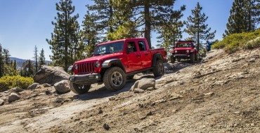 Jeep Gladiator Gets New Mopar Trailer Brake Controller