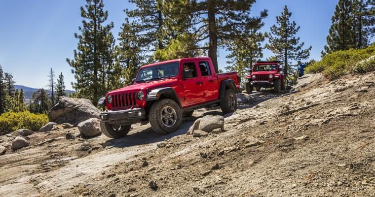 Jeep Gladiator Gets New Mopar Trailer Brake Controller