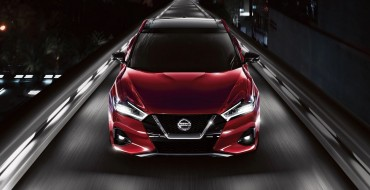 "2020 Nissan Maxima Earns ""Superior"" Rating for Pedestrian Detection"