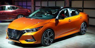 Nissan Sentra Debuts New Look at 2019 LA Auto Show