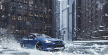 Toyota Camry and Avalon Now Offered With AWD