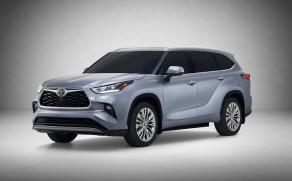Next-Gen Toyota Highlander Heads to Miami