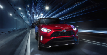 New Toyota RAV4 Prime Plug-In Is the Quickest Toyota After the Supra