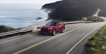 Toyota Reveals All-New RAV4 Prime and Mirai in LA