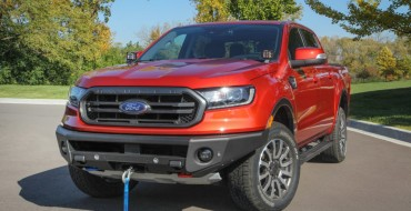 Ford and ARB Team to Give Ranger Winch-Capable Bumper