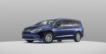 2020 Chrysler Voyager Receives a Five-Star Safety Rating