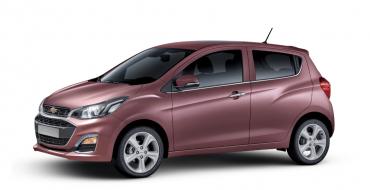 Chevrolet Sparks Earns Top Spot in Korean Customer Satisfaction Survey