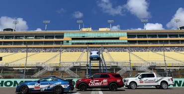 Ford Bringing Three High-Powered Pace Cars to Ford Championship Weekend
