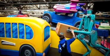 Ford Reveals Creating Tomorrow Together Thanksgiving Parade Float