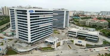 Ford Opens Global Technology and Business Center in Chennai