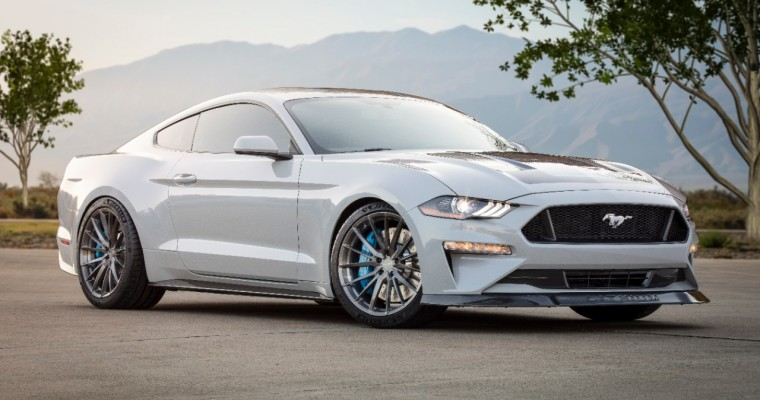 Probably Happening: An All-Electric Ford Mustang Fastback