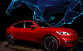 [Photos] 2020 Ford Mustang Mach-E is Everything We'd Hoped