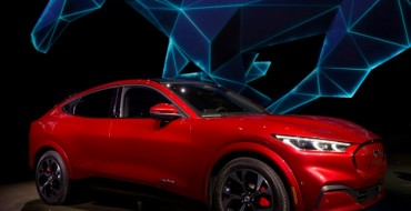[Photos] 2021 Ford Mustang Mach-E is Everything We'd Hoped