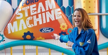 Ford Unveils STEAM Machine Transit XL for National STEAM Day
