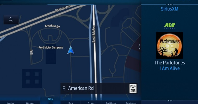 Ford SYNC 4 is More Powerful, Adapts to Screen Size