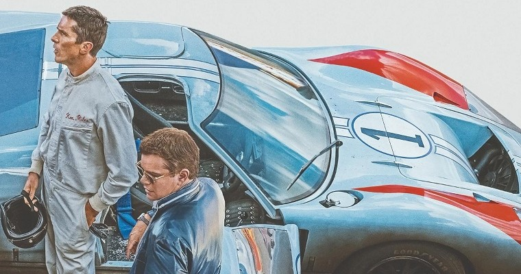 Film Review: 'Ford v Ferrari'