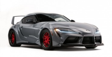 [Photos] Check Out the 9 Crazy Supra Cars Toyota Brought to SEMA
