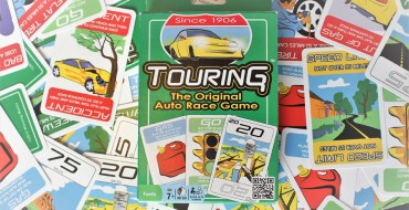 The History of Touring, the First Car-Themed Game