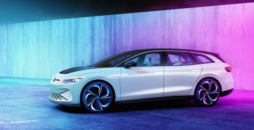 Volkswagen Reveals ID. SPACE VIZZION in L.A.
