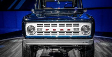 Jay Leno's 1968 Ford Bronco Has a Shelby GT500 V8
