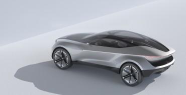 [Photos] Kia Debuts Electrifying Futuron Concept in Shanghai