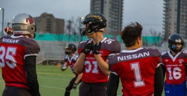 All-Canadian TITAN Football Team Suits Up for 107th Grey Cup