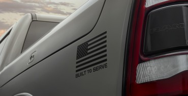 Ram Honors U.S. Armed Forces With 'Built to Serve Edition' Trucks