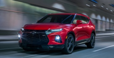 2020 Chevrolet Blazer Overview