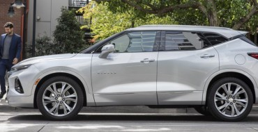 2021 Chevy Blazer Adds Numerous Safety Technologies