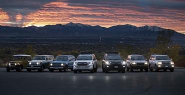 Toyota Celebrates 10 Million Land Cruisers Sold