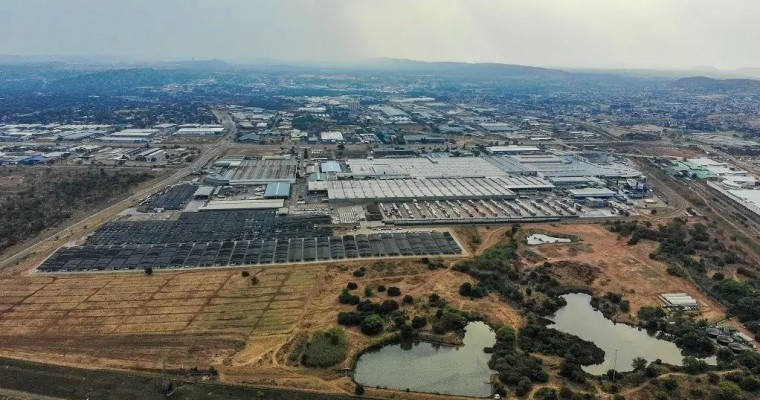 Ford SA Helping Establish Tshwane Automotive Special Economic Zone