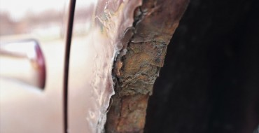 Understanding Types of Automotive Rust
