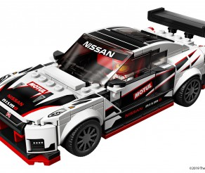 Build Your Own Nissan GT-R NISMO with This New LEGO Set