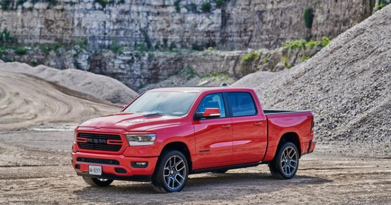 Auto123.com Names Ram 1500 2020 Truck of the Year