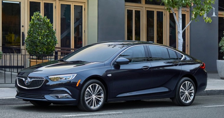 2020 Buick Regal Sportback Overview