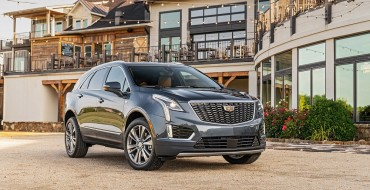 2020 Cadillac XT5 Overview