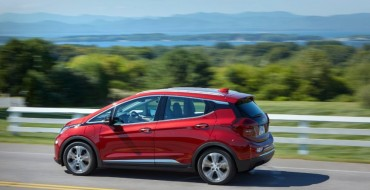 2020 Chevy Bolt EV Named to KBB Best EV List