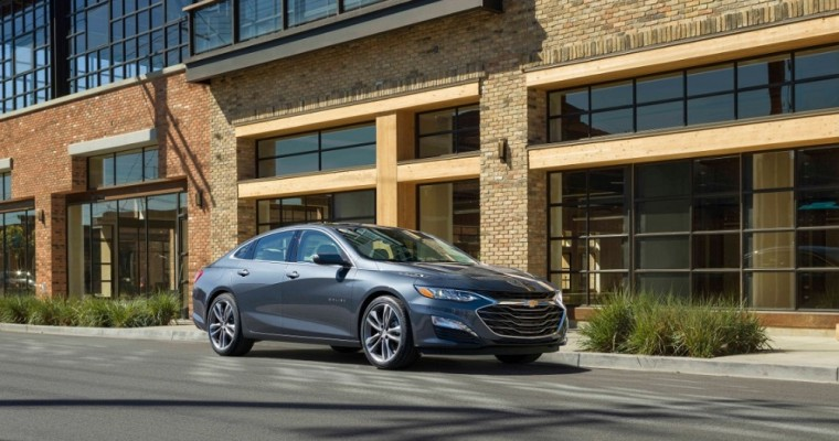 US News Praises 2020 Chevy Malibu and Impala for Spacious Interiors
