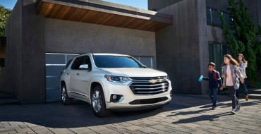 2020 Chevrolet Traverse Overview