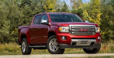 2020 GMC Canyon Gets a Few Updates for New Model Year