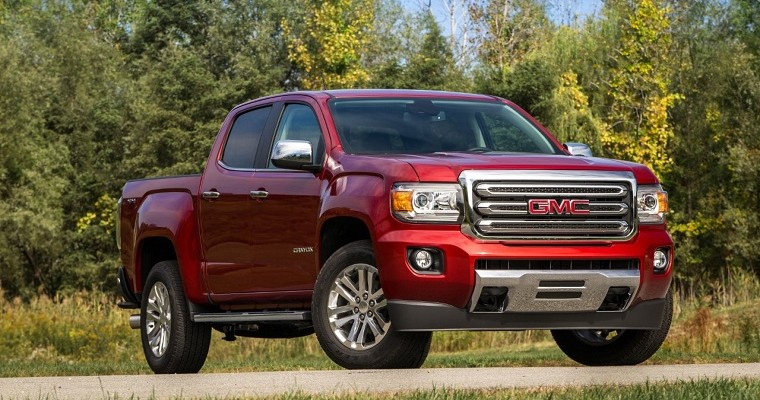 2020 GMC Canyon and Sierra Named Best Trucks for Towing