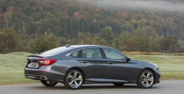 Honda Accord Named 2020 Edmunds Top Rated Sedan