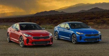 2020 Kia Stinger Overview