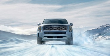 The Award-Winning Kia Telluride Cannot Be Stopped
